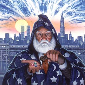 The Wizard Of Fourth Street