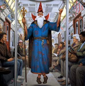 The Subway Wizard
